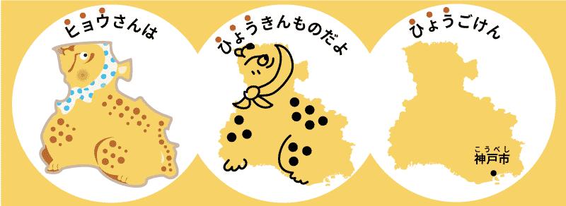兵庫県の覚え方575