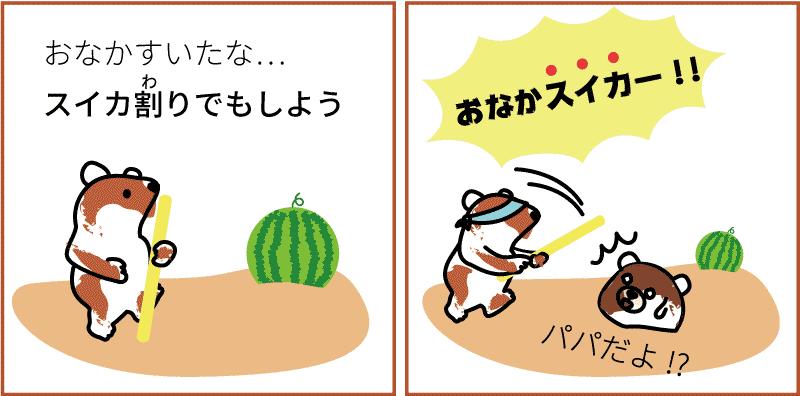 熊本県のスイカ