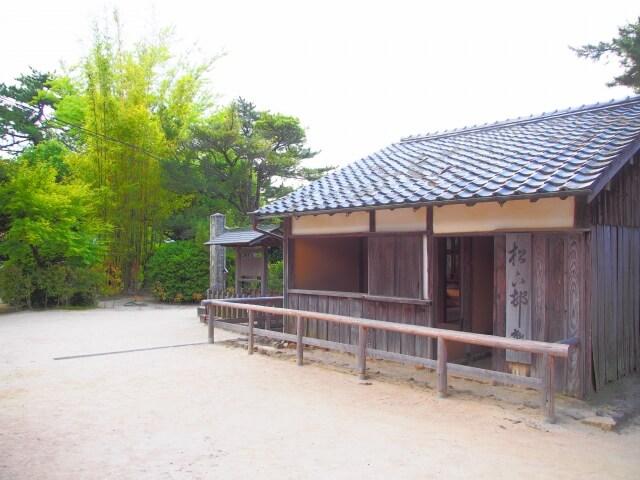 山口県-松下村塾