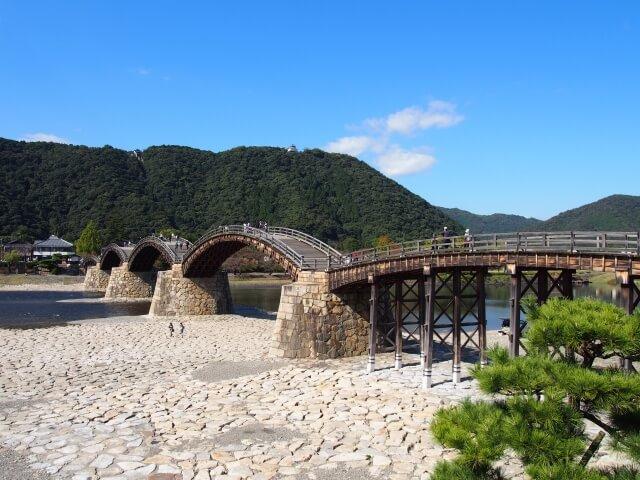 山口県-錦帯橋